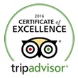 Vergelegen Tripadvisor Certificate of Excellence