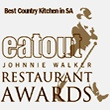 Vergelegen Eatout - Johnnie Walker Restaurant Award